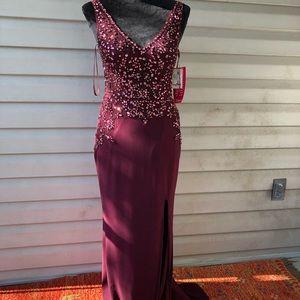 Blonde Nites Prom Dress Size 5